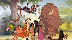 Disney: torna sullo schermo 'Il libro della giungla'