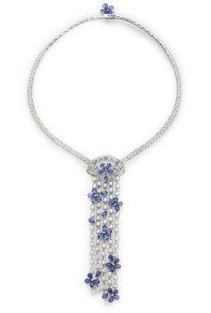 Van Cleef & Arpels - Fil de l'eau necklace by Van Cleef & Arpels, via Flickr