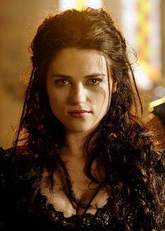 grafika katie mcgrath, merlin, and Supergirl Morgana Le Fay, Merlin Morgana, Merlin Serie, Merlin Cast, Bellatrix Lestrange, Tarzan, Gambit Wallpaper, Black Sisters, Lena Luthor