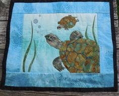Under The Sea by Elizabeth Berry on Etsy