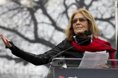 Gloria Steinem on Women's March participants: 'I think I just had to wait for some of my friends to be born' - LA Times