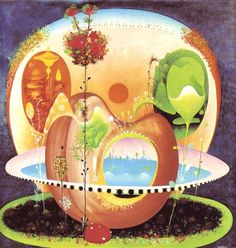 Sunset Garden - Vangel Naumovski