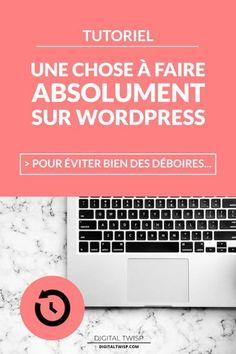 Un plugin gratuit mais crucial à installer sur son site #web, que vous veniez de créer votre blog ou pas... car malheureusement, par défaut, la fonction auto-save de Wordpress accumule des données qui risquent de bientôt saturer votre hébergeur... Cliquez Formulaires Web, Web Seo, Site Wordpress, Wordpress Plugins, Email Marketing, Digital Marketing, Seo Blog, Creer Un Site Web, E Bay