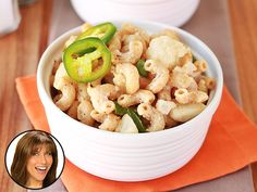 Healthy #pasta makeover! Get the recipe in today's People Great Ideas!