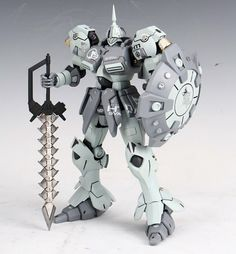 MS-15B GYAN High Mobility Type Custom: PHOTO REVIEW http://www.gunjap.net/site/?p=250459