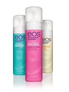 Kellie's Camera: Get Smooth with eos Shave Cream