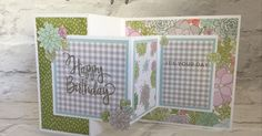 Project by Amanda Bates at The Craft Spa in the UK. Independent Stampin' Up! UK Demonstrator, Blogger and Tutorial Publisher with Online Shop 24/7