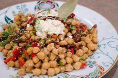 Black Eyed Peas, Salad Dressing, Kung Pao Chicken, Potato Salad, Vegetables, Eat, Ethnic Recipes, Food, Salads