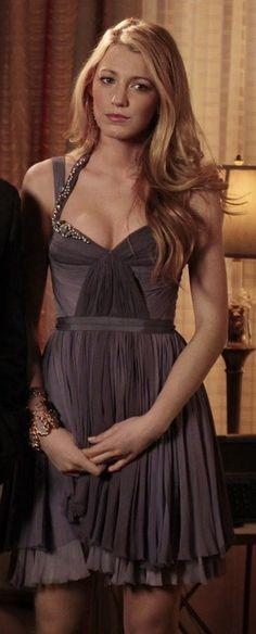 Gossip Girl 4x20 The Princesses And The Frog / Blake Lively as Serena Van der Woodsen