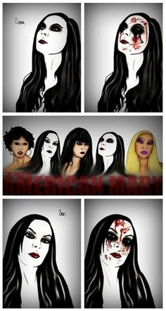 Penny Dreadful Diary - Twisted Twins Productions: The Art of Discord & The Ladies of American Mary