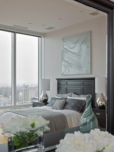 Spaces Grey And Turquoise Design, Pictures, Remodel, Decor and Ideas - page 9