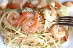 Slow Cooker Shrimp Scampi: Easy Crock Pot Dinner Recipe