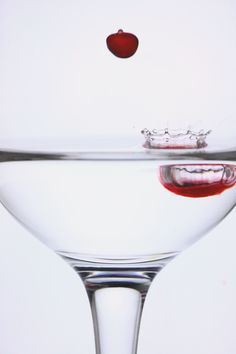 I have dropped wine to water!