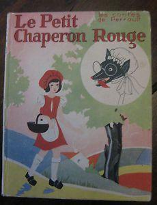 Le-Petit-Chaperon-Rouge-Les-Fees-Les-contes-de-Perrault-livre-enfant-ancien