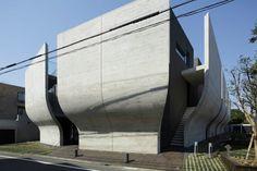 Breeze Housing Development, designed by artechnic, http://www.artechnic.jp/residential/album/breeze-2012?p=1=UA-28988045-1
