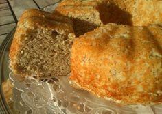 Mjuk banankaka Lchf, Cornbread, Baked Goods, Banana Bread, Tart, Food And Drink, Sweets, Baking, Ethnic Recipes