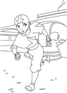 how to draw avatar roku& 39