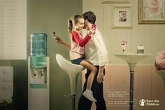 Adeevee - Save the Children: Tablet, Phone, Computer