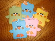 Cute Easter Chick Cards