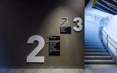 wayfinding design - Google Search