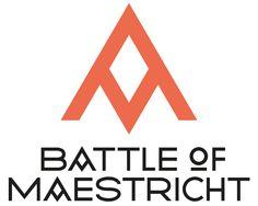Logo Battle of Maestricht. Design by StudioZodus.nl