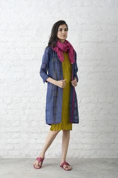 ensemble-1 Good Earth India, Casual Dressing, One Piece Dress, Color Combinations, Minis, Colours, Indian, Clothes For Women, Woman