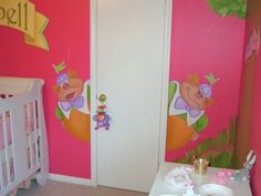 Alice in Wonderland Nursery. The Baby Giraffe: Let's have a Kiki
