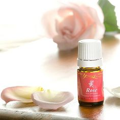 Young Living's Rose essential oil!