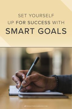 SMART is an acronym that helps you evaluate whether your goals are concrete enough to be useful. Are you setting yourself up for success with smart goals? Small Business Plan, Small Business Solutions, Writing A Business Plan, Business Goals, Business Entrepreneur, Business Planning, Business Tips, Goal Setting Template, Goal Setting Worksheet