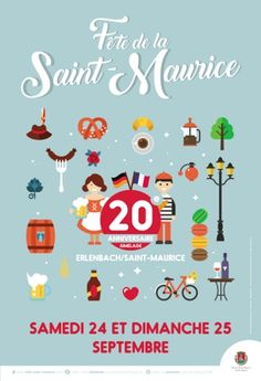 Fête de la Saint-Maurice 2016http://www.ville-saint-maurice.com/viewPageEvent.html?page=saint-maurice2016