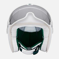 The Lacoste Lab Helmet. Engineered by GPA Design.