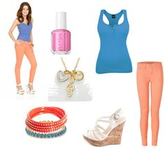 """""""Ally Dawson"""" by kayla250 ❤ liked on Polyvore"""