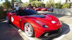 Ferrari F12 TRS, un unique exemplaire à 4,2 millions de $