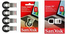 Win a SanDisk Cruzer USB Flash Drive (closed)