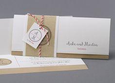 Hipster #Hochzeitskarten #kreativehochzeitskarten #einladungskarten  Backer Black M36-005-N