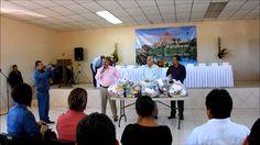 En Cd Constitución entrega de 1800 despensas 27 toneladas de víveres Sec...