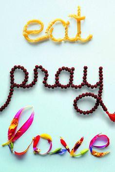 Eat Pray Love (JAVIER BARDEM HAS A BIG FACE)