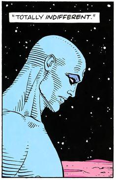 Alan Moore and Dave Gibbons, Watchmen Comic Books Art, Comic Art, Book Art, Dc Comics, Illustrations, Illustration Art, Art Pulp, Dave Gibbons, Nerd
