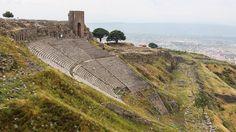 Hellenistic Theatre, Hierapolis, Pergamon, Turkey