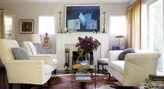 Craftsman Cottage Interior Design - Claudia Benvenuto Interview - ELLE DECOR