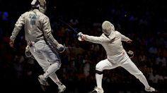PressTV-Iran fencer advances in FIE rankings