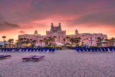 Loews Don CeSar Beach Resort...St Pete Beach :)