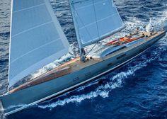 Judges' Special Award Winner 'Nikata'  #sailing #judges #special #award #winner #winning #nikata #sailboat #sailingyacht #sea #sail #wind #water #yacht #design #wonderful #gorgeous #marvelous #beautiful #splendour #sailingsplendour by sailingsplendour