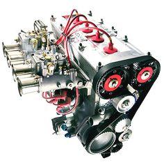 Ford Cosworth BDA Engine