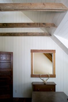 New build farmhouse by Marcus di Pietro, vertical boarding  | Remodelista