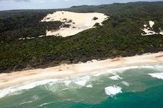 There's nothing like a secluded, cheap getaway. Here are the best beach campsites in Australia. Camping Spots, Beach Camping, Go Camping, Outdoor Camping, Fraser Island Australia, Sand Island, Daintree Rainforest, Best Campgrounds, Pictures Of People