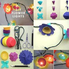 Pinterest Christmas Craft Ideas | Christmas #Navidad #luces | Craft ideas