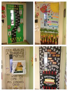 Teacher Appreciation Week- Door Decor