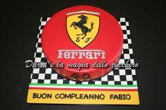 #Torta Ferrari #Ferrari cake #Ferrari
