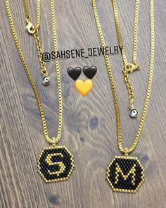 Beading Tutorials, Beading Patterns, Brick Stitch Earrings, Bead Loom Bracelets, Beaded Ornaments, Peyote Stitch, Loom Beading, Jewelery, Beaded Necklace